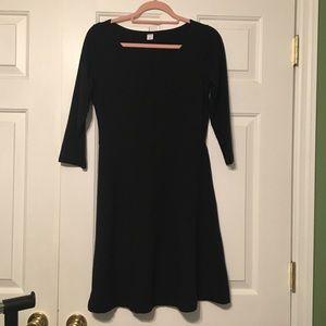 Old Navy Dresses - Old Navy Black Fit & Flare Dress